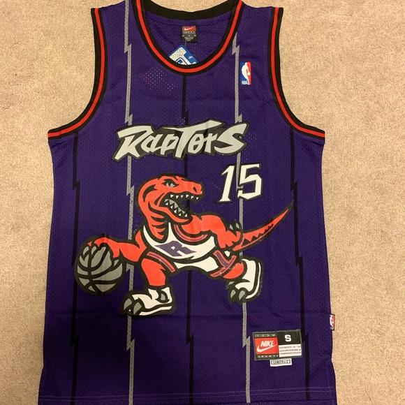 4d3a207d5cf Nike Shirts | Vince Carter Toronto Raptors Jerseys | Poshmark